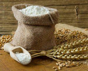 пшеница и мука