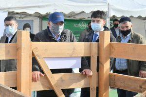 семинар-совещание в Туркестанской области