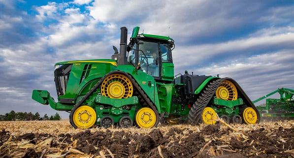 трактор серии 9r