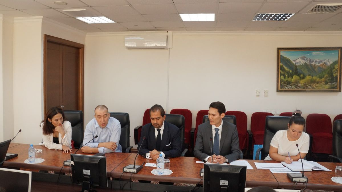 МТФ в Казахстане