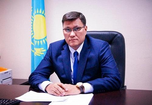 председатель Комитета МСХ РК Алмабек Марс