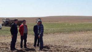 Весенние полевые работы идут по графику в Карагандинской области
