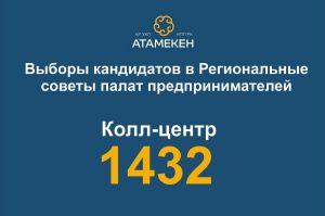 Выборы в Региональный совет Палаты предпринимателей ВКО
