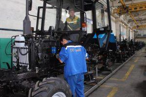 Казахстанские производители тракторов перекрыли только 12,8% спроса