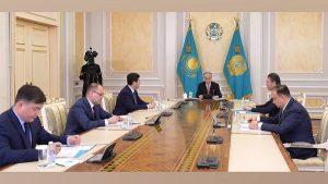 В своем выступлении Президент озвучил меры по поддержке и развитию отрасли АПК