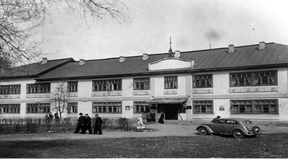 Казахский научно-исследовательский ветеринарной институт