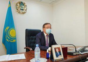 Министр сельского хозяйства РК Сапархан Омаров