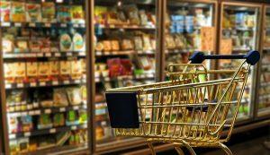 В январе цены на продукты выросли на 9,2%