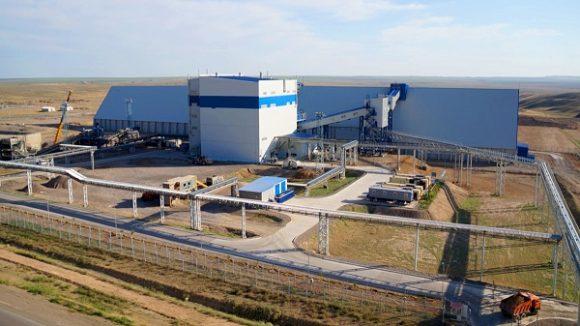 казахстанско-российский завод по выпуску удобрений