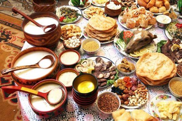 продукты питания в Казахстане