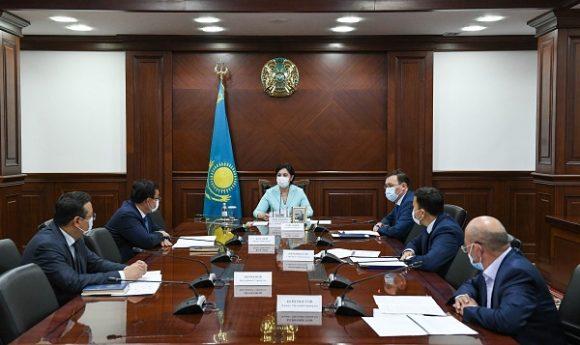 Аким Кызылординской области контролирует поставки поливной воды
