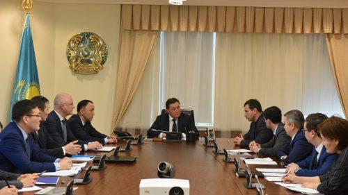 встреча с директором ПТЗ