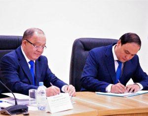 КазАгро» и Национальный аграрный научно-образовательный центр подписали меморандум