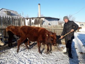 """Нуралы Ибраев – один из участников программы """"Игілік"""""""
