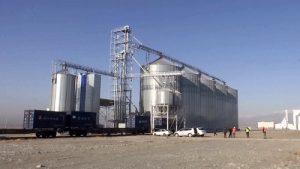 Первую партию кукурузы отправили в Китай