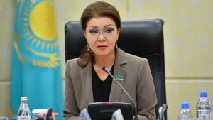 Дарига Назарбаева встретилась с руководителями фермерских союзов