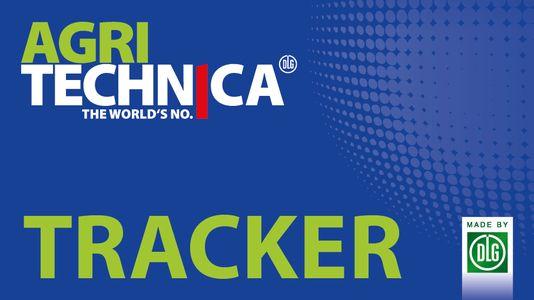 AGRITECHNICA Tracker
