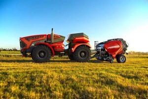 трактор AgroBot