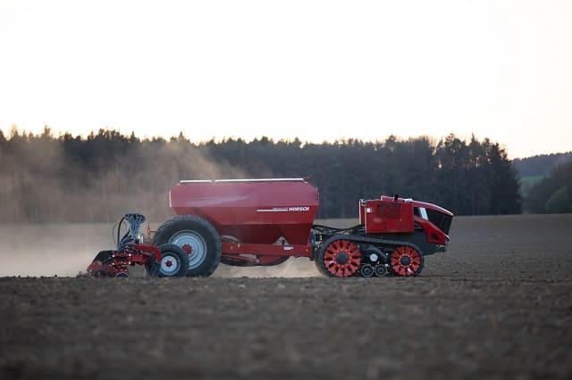 Автоматизация сельхозмашин