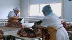 Один из заводов Петропавловска начал экспорт мясной продукции в Россию