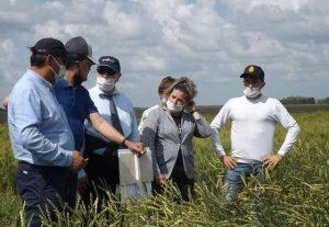 Ахылбек Куришбаев встретился с научными сотрудниками НПЦЗХ имени А.И. Бараева