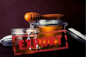Экспорт мёда