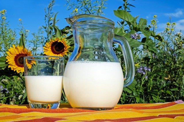 Dairy Index молоко