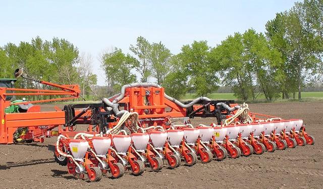 посевное оборудование для кукурузы