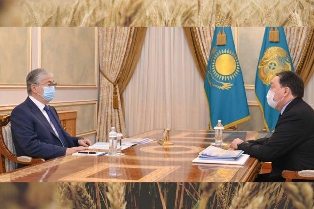 Президент встретился с Премьер-Министром