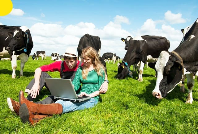 современные фермеры
