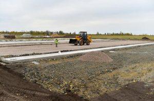 строительство птицефабрики в СКО