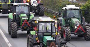 Флешмоб в поддержку голландских фермеров