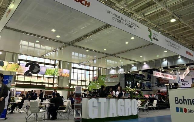 выставка AgritekFarmtek Astana 2021