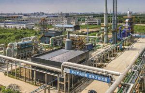завод по производству пестицидов в Китае